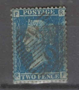 COLLECTION LOT # 3259 GB #29plate13 1858 CV=$32.50
