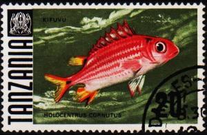 Tanzania. 1967 20s S.G.157a Fine Used