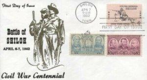 1179 4c SHILOH - Centennial Combo - Black & Gold