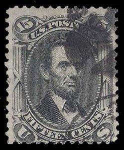 U.S. 1861-66 ISSUES 77  Used (ID # 90158)