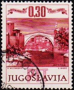 Yugoslavia. 1966 30p S.G.1223 Fine Used