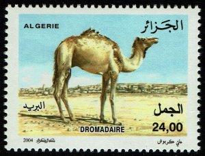 Algeria #1307  MNH - Camel Dromedary (2004)
