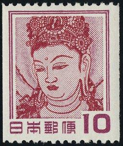 Japan 672 MNH Goddess Kannon
