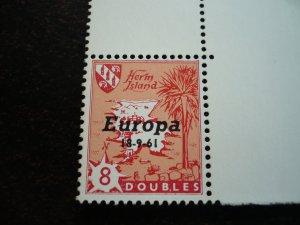 Europa 1961 - Herm Island Cinderellas