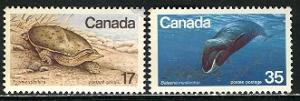 Canada; 1979: Sc. # 813-814: **/MNH Cpl. Set
