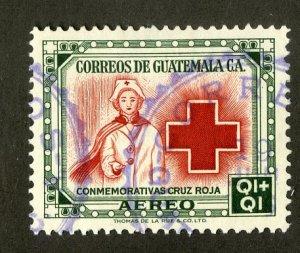 GUATEMALA CB6 USED SCV $5.75 BIN $3.00