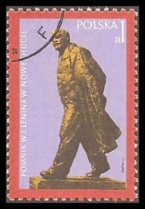 Poland 1969 Used VF