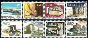 Portugal #1207-14 MNH CV $14.95 (X1442)