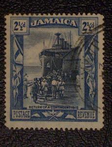 Jamaica Scott #92 used