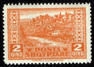 Albania #147  MNH - Gjirkaster (1923)