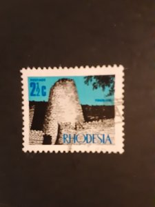 *Rhodesia #277                   Used