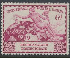 Bechuanaland  SG 140 Lightly Mounted Mint