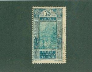 REP OF GUINEE 92 USED BIN$ 1.20