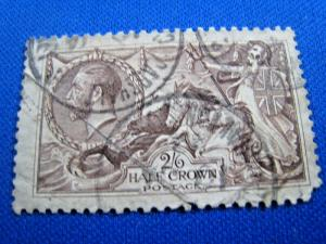 GREAT BRITAIN - SCOTT # 173  - Used    (alb15)