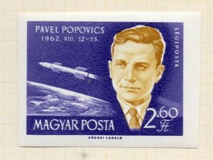 Hungary 1961-62 Early Issue Fine Mint Hinged 2.60K. 179166