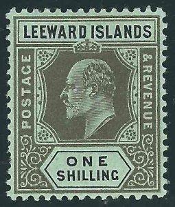 Leeward Is 38 SG 43 MH 1911 SCV $12.00