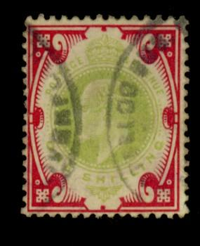 Great Britain #138 Used F-VF CAt$41