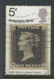 Great Britain SG 835 - Used   - Philympia Stamp exhibition