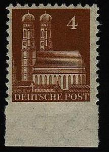 Germany Mi 74WF VES  Mint VF NH