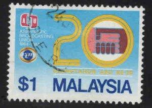 Malaysia Scott 282 Used stamp