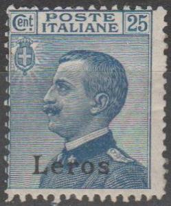 Italy Lero #6 F-VF Unused CV $60.00 (C687)