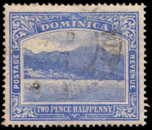 Dominica Scott 60 Used.