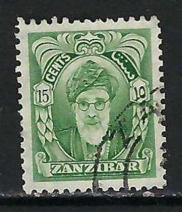 ZANZIBAR 232 VFU A1009