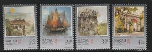 PORTUGAL-MACAU #860-3 MINT NEVER HINGED COMPLETE