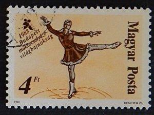 Sports, Figure Skating, 1988, (1498-T)