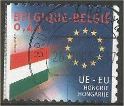 BELGIUM, 2004 used 44c, Flags, Scott 2026c