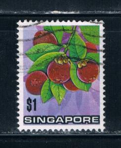 Singapore  198 Used Mangosteen (S0262)