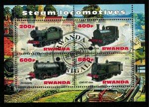 Steam Locomotives (Т-5585)