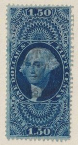 UNITED STATES R78c REVENUE STAMP  USED - NO FAULTS VERY FINE!