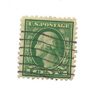 United States 1917 - Scott #498