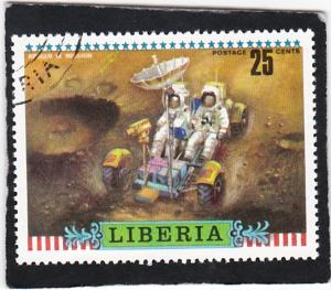 Liberia   #  604  used