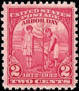 717 Mint,OG,NH... SCV $0.35