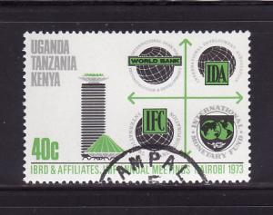 Kenya, Uganda, Tanzania 267 U Bank of Reconstruction (B)