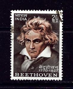 India 529 Used 1970 Beethoven