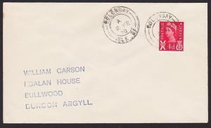GB SCOTLAND 1969 cover COLONSAY / ISLE OF cds..........................67865