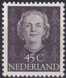 Netherlands #326  F-VF Unused CV $40.00 (Z8148)