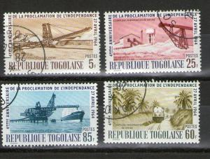 Togo 479-482 CTO (A)