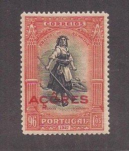 AZORES SC# 281   FVF/MOG