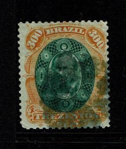 Brazil SC# 78, Used - Lot 080617