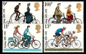 Great Britain 1979 S.G. 1067-1070 MNH (1347)