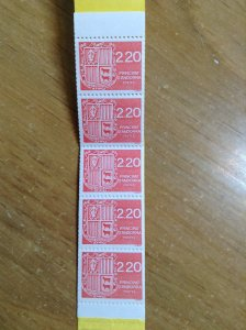 Andorra (French)  #  360a  MNH