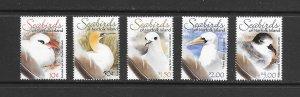 BIRDS - NORFOLK ISLAND #853-7 MNH