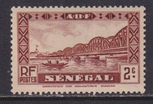 Senegal (1935-40) #143 MH