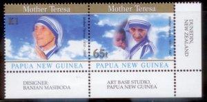 Palau New Guinea 1998  SC# 938-9a MNH L189
