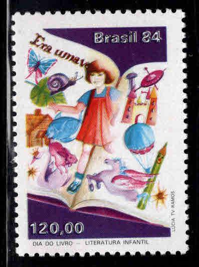 Brazil Scott  1958 MNH** 1984 stamp