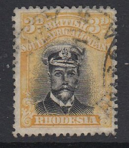 RHODESIA, Scott 124, used
